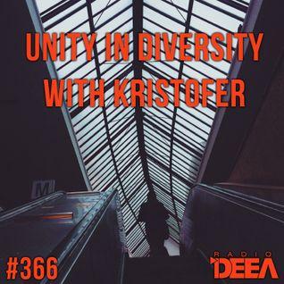 Kristofer - Unity in Diversity 366 @ Radio DEEA (16-01-2016)