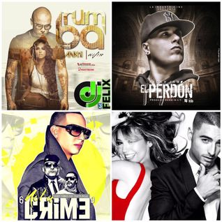 Dj Felix - Latino Mix (2016 Edit)