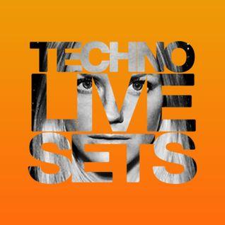 Ida Engberg Dj MIx - Techno for Humanity IKON Antwerp Belgium - 17-09-2015