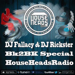 DJ Fallacy & DJ Rickster BK2BK