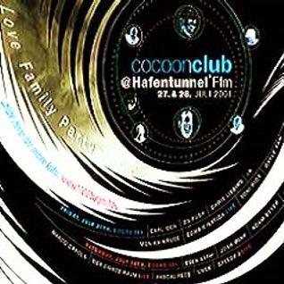 Zombie Nation (Live PA) @ Cocoon Club At Hafentunnel Phase 1 - Hafentunnel Frankfurt - 27.07.2001