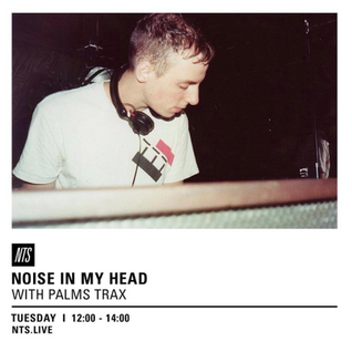 Noise In My Head w/ Palms Trax - 24th November 2015