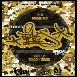 210 Dusty Crates Special 16. // Trackside Burners x ITCH FM //