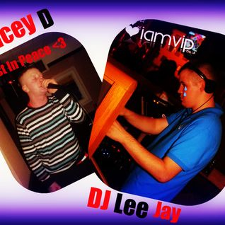 Dj Lee Jay & Mc Pacey D (Scouse Set) (( R.i.P) David Pace Love ya mate (from Lee Johnstone (LeeJay)