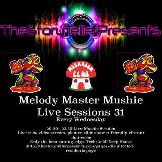 melody master mushie session 31