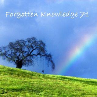 DJ Future Underground - Forgotten Knowledge vol 71