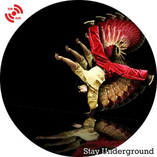 Broadcast Underground #013 : Equilibrium State