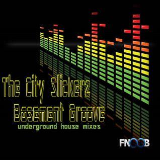Basement Groove 002 feat RAWW!! Guest Mix