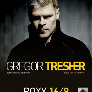 Gregor Tresher @ Roxy - Prague Czech Republic - 16-09-2016