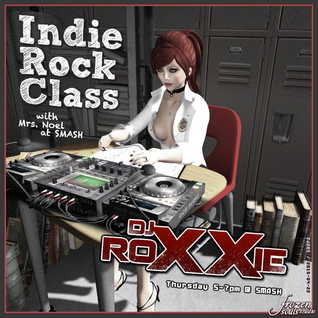 Indie Rock Class - (SMASH 28 May 2015)
