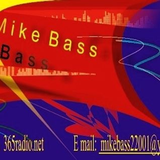 Mike Bass aka Mike Williams The Night Train 365radio.net