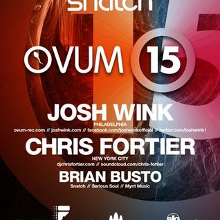 Josh Wink live at Snatch (Nov. 12, 2010)