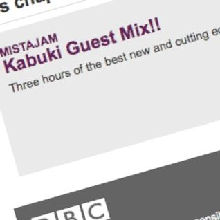 Kabuki @ BBC 1xtra MistaJam 2010-08-24