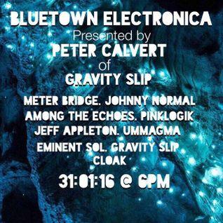Bluetown Electronica with Pete Calvert