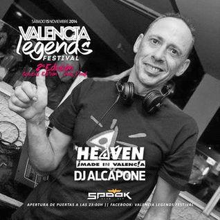 DJ ALCAPONE - Spook Valencia legends