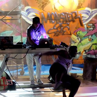 JEFF THE FISH - FUNKY BEATS SESSION - MEETING OF STYLES 2015