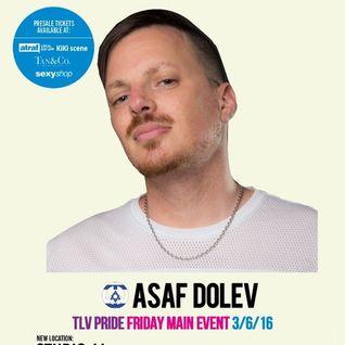 ASAF DOLEV - FFF Shirazi TLV PrideEdition2K16
