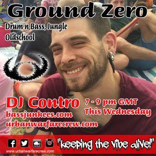 Ground Zero - Dj Contro - Urban Warfare Crew - 20/07/2016