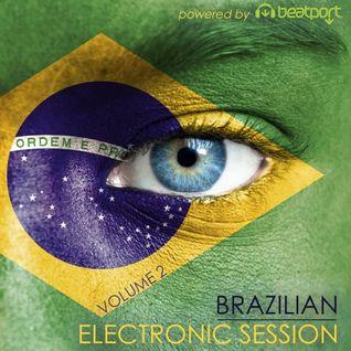 BRAZILIAN ELECTRONIC SESSION Vol 2 - Wehbba + Victor Ruiz + Marcio Groove + Renato Cohen + Re Dupre