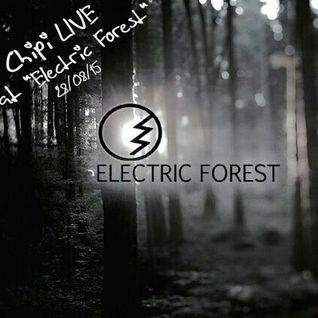 Chipi LIVE at Electric Forest 28 aug.15