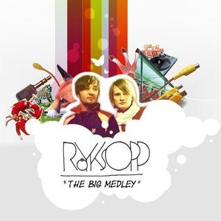 The Big Medley: Röyksopp