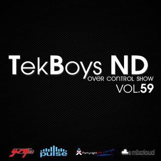 TekBoys ND - Over Control Vol.59