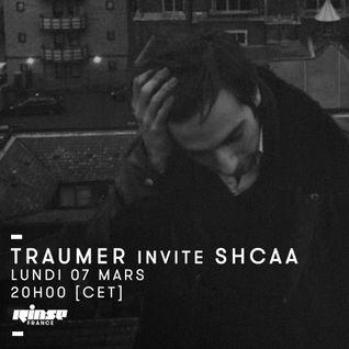 Traumer Invite Shcaa - 07 Mars 2016