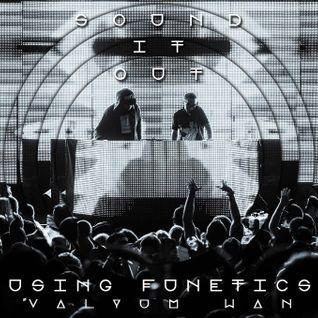 SOUND IT OUT! - Using FUNETICS /ˈvɒlyum wʌn/