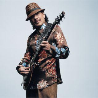 Carlos Santana Mega mix