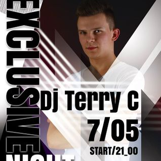 DJ TerryC live at Club Hot Shots Zielona Gora Exclusive Night (2016-05-07) MASTER REC