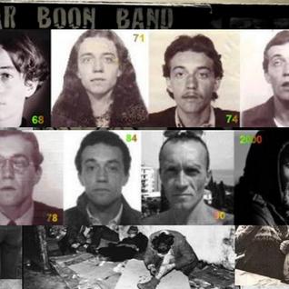 MAURIZIO ROTARIS: gruppo rotaris, assaltare il concerto di Marley, le carceri di massima sicurezza