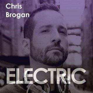 EXCLUSIVE! Chris Brogan: Electric Guest Mix 23.01.15