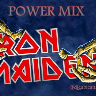 POWER MIX IRON MAIDEN  -DJ GABI CATTANEO