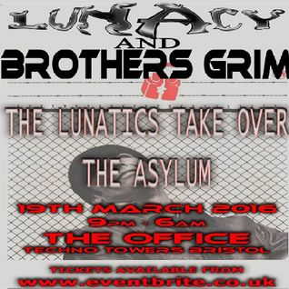 Lunacy & Brothers Grim Taster Mix