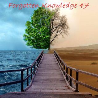 DJ Future Underground - Forgotten Knowledge vol 47