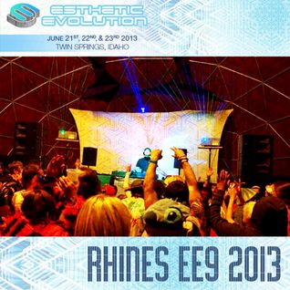 Recorded LIVE @ Esthetic Evolution 9 _ Twin Springs, Idaho : 06.22.13 - mixed by Rhines