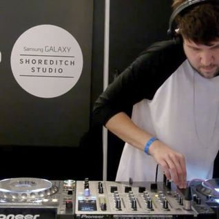 Etherwood (Hospital Records, Med School) @ Samsung GALAXY Shoreditch Studio - London (08.11.2013)