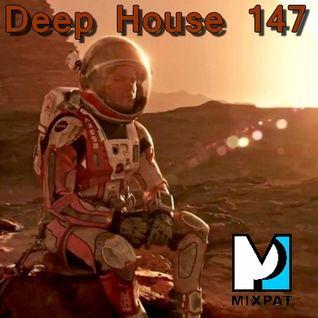 Mixpat mixcloud for 90s deep house