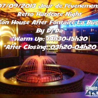 Dj Da - Retro House After Fontaine La Bush