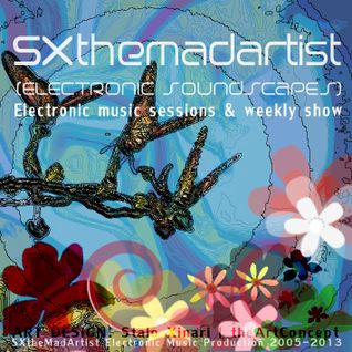 SXtheMadArtist [Electronic Soundscapes 1] Blueraccoon.fm