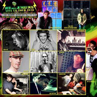 Jamie Bostron - Dub meets Jungle Dub Tour Mix