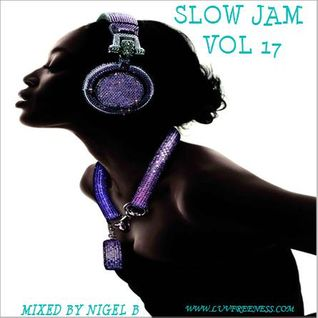 NIGEL B (SLOW JAM 17 FEMALE)