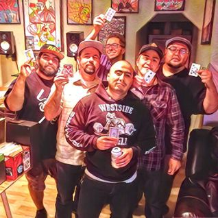 RECORD ROULETTE WITH ONEREY, TUFF, AWARE, VINNIE ESPARZA, AVEETS, & JOSH DE LEON