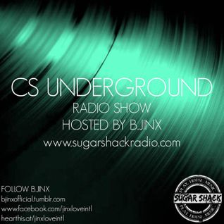 B.Jinx - Live On Sugar Shack (CS Underground 17 Apr 16)