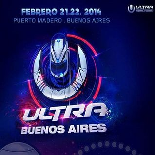 Nicky Romero - Live At Ultra Music Festival, Day 1 (Buenos Aires) - 21-Feb-2014