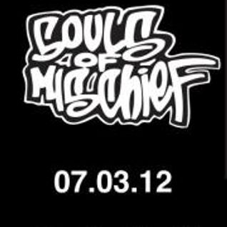 Souls Of Mischief, Support DJ Set.