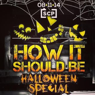 HowItShouldBe - Halloween Special - Old Skool Garage Mix - Michael Jay