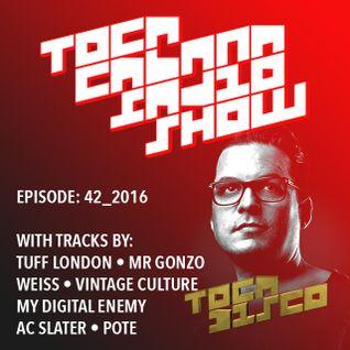 TOCACABANA RADIO SHOW 42_2016