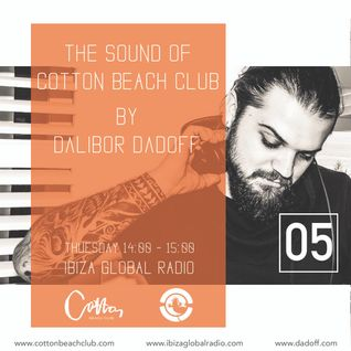 Dalibor Dadoff - Cotton Beach Club Ibiza vol.5