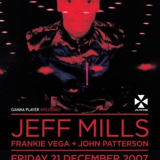 Frankie Vega & John Patterson Live at Smartbar - Opening set for Jeff Mills